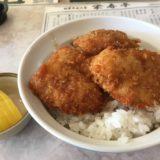 タレの旨味が食欲そそる…これぞ老舗の「たれカツ丼」【栄寿亭】