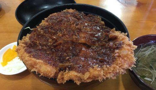【グリルねんりん】丼から溢れるビックなソースかつ丼