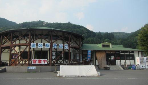 【道の駅おのこ】コンパクトだが種類豊富な直売所あり!