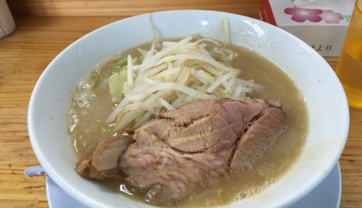 ラーメン赤沼|高崎二郎系注目の新店舗オープン!